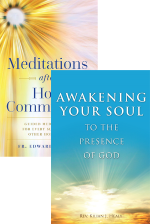 Meditations After Holy Communion Set book cover