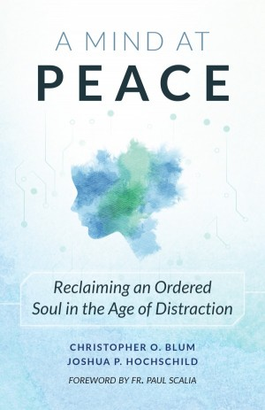 Mind at Peace, A book cover