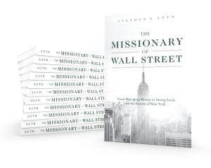 Missionary of Wall Street Special book cover