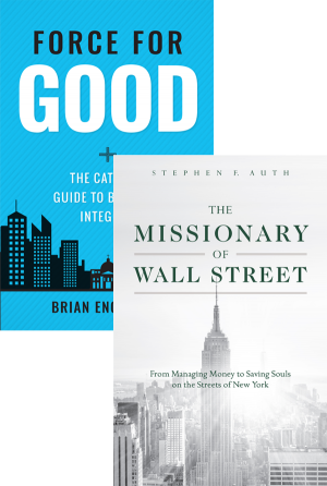 Missionary of Wall Street set book cover
