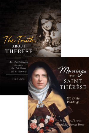 Mornings with Saint Therese Set Save 30%