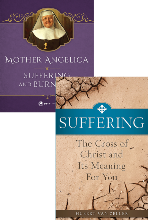 Mother Angelica Suffering Set bundle
