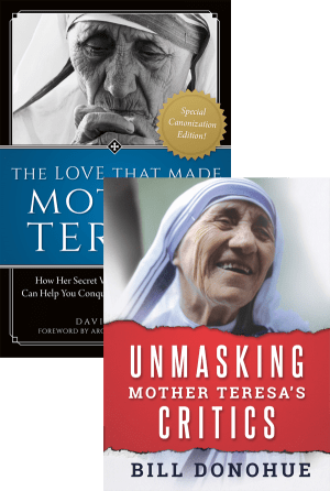 Mother Teresa Set bundle