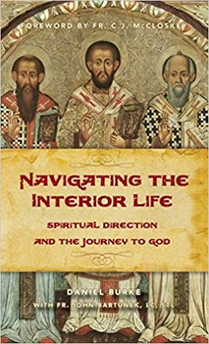 Navigating the Interior Life (hbk) book cover