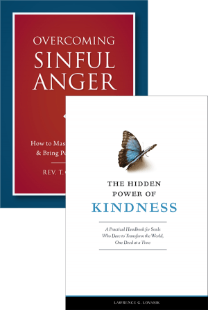 Overcoming Anger Set - Save 25% book cover