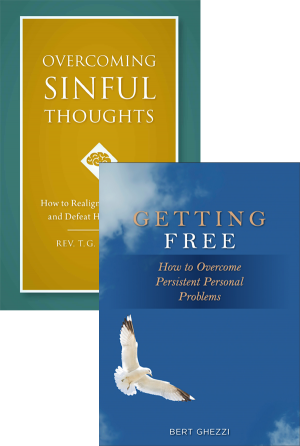 Overcoming Sinful Thoughts Set book cover