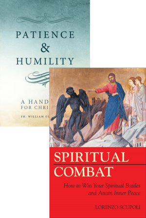 Patience & Humility Set — Save 35% bundle