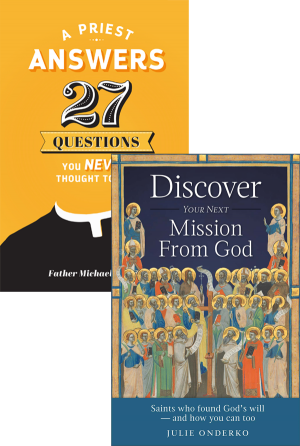 Priest Answers 27 Questions Set bundle