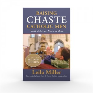 Raising Chaste Catholic Men book cover