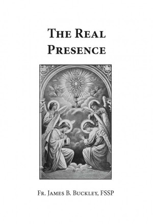 Real Presence, The book cover