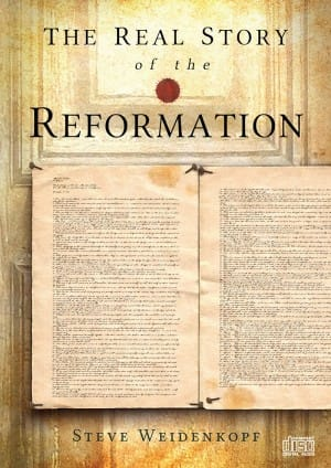 Real Story of the Reformation book cover