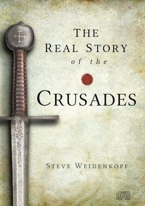 Real Story of the Crusades book cover