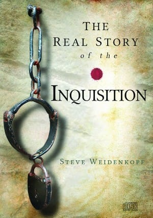 Real Story of the Inquisition book cover