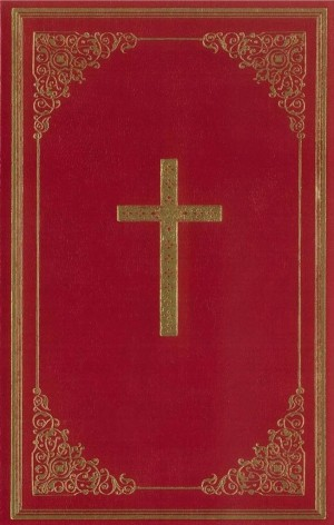 Douay-Rheims Bible - Red Cover book cover