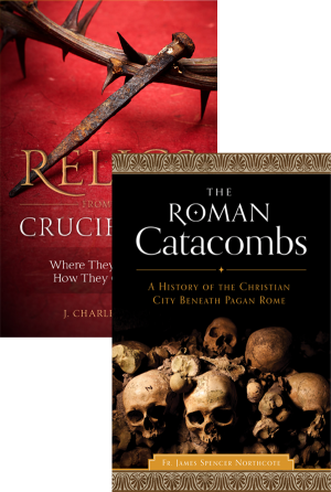 Relics from the Crucifixion set bundle