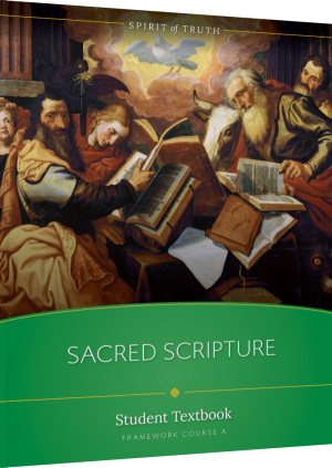 Spirit of Truth High School Student Textbook Course A book cover