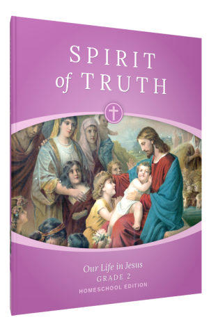 Spirit of Truth Home Edition Gr2 Parent Guide book cover