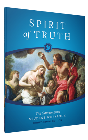 Spirit of Truth Home Edition Gr5 Student Workbook book cover