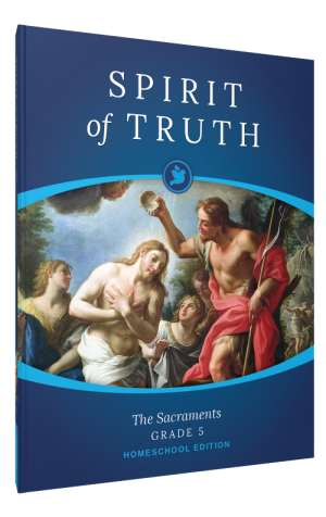 Spirit of Truth Home Edition Gr5 Parent Guide book cover