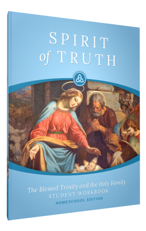Spirit of Truth Home Edition GrK Student Workbook book cover