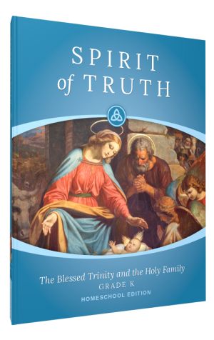 Spirit of Truth Home Edition GrK Parent Guide book cover