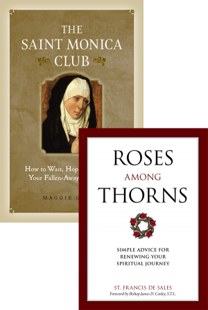 Saint Monica Club Set book cover