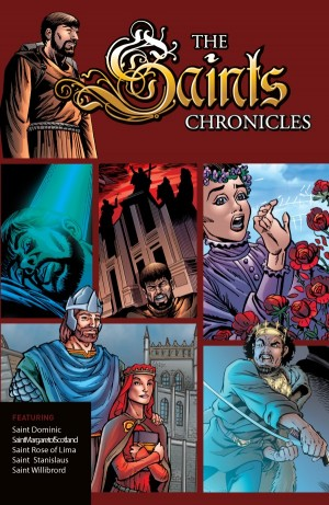 Saints Chronicles Collection 4 book cover