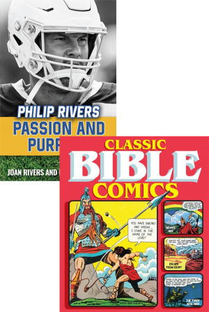 Classic Bible Comics Set book cover