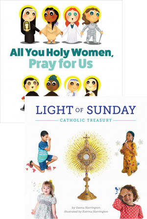 All You Holy Women Set book cover