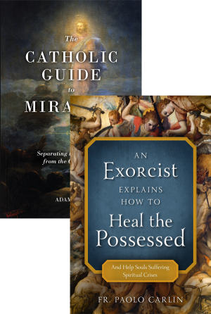 The Catholic Guide to Miracles Set bundle