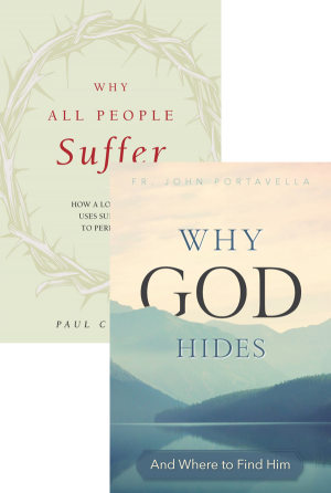 Why All People Suffer Set book cover