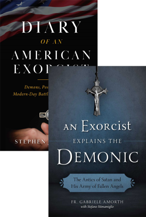 Diary of an American Exorcist Set book cover