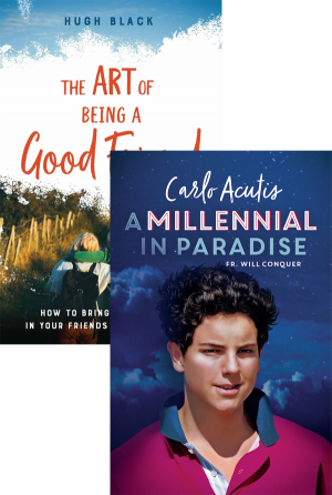 A Millennial in Paradise Set book cover