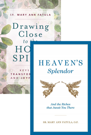 Drawing Close to the Holy Spirit Set book cover