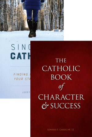 Single and Catholic Set — Save 30% book cover