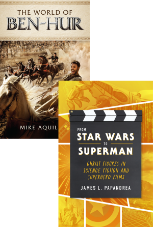 From Star Wars to Superman set bundle