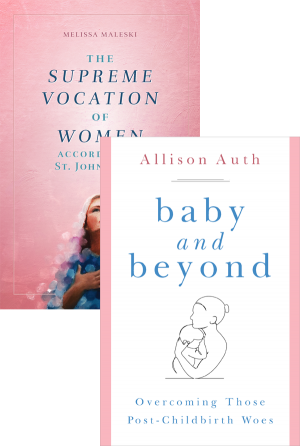 The Supreme Vocation of Women Set bundle