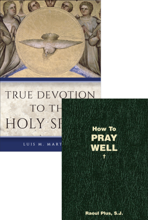 True Devotion to the Holy Spirit set bundle
