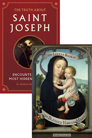 Truth about Saint Joseph set book cover