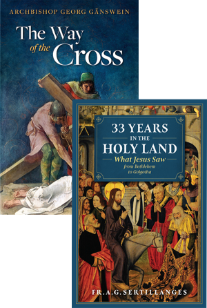 Way of the Cross Set book cover