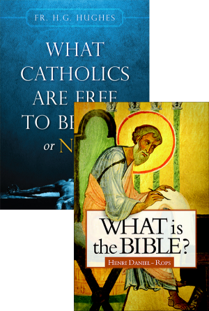 What Catholics Believe Set bundle