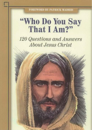 Who Do You Say That I Am? book cover