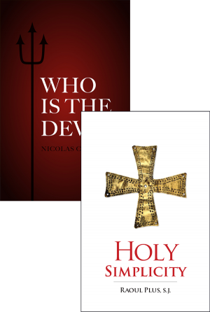 Who is the Devil and Holy Simplicity set bundle