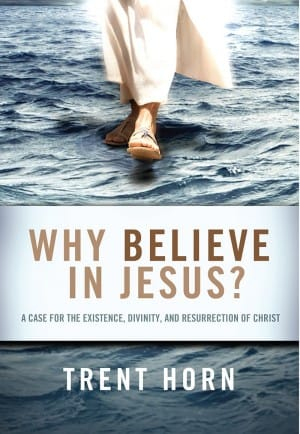 Why Believe in Jesus? book cover